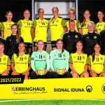 BV Borussia 09 Dortmund – Handball Bundesliga und EHF Champions League Saison 2021-2022 – Copyright: BV Borussia 09 Dortmund